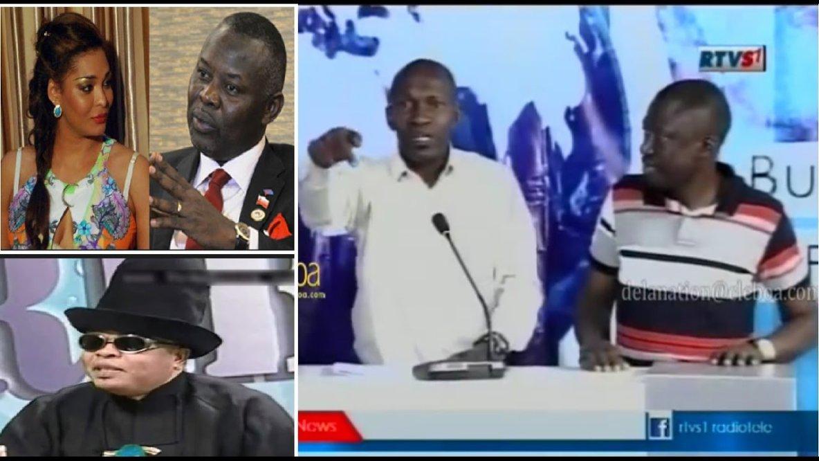 """Regardez """"Débat-choc : Daniel NSAFU demande à Vital KAMERHE d'offrir ses bon offices à JB MPIANA et AMIDA"""" sur YouTube"""