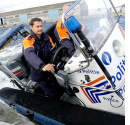 Police fédérale - Federale Politie