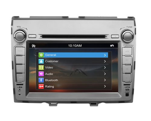 Mazda 8 Radio DVD TV, Mazda 8 Radio DVD GPS