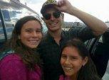 Zac Efron partió de Cusco hacia Lima | RPP NOTICIAS