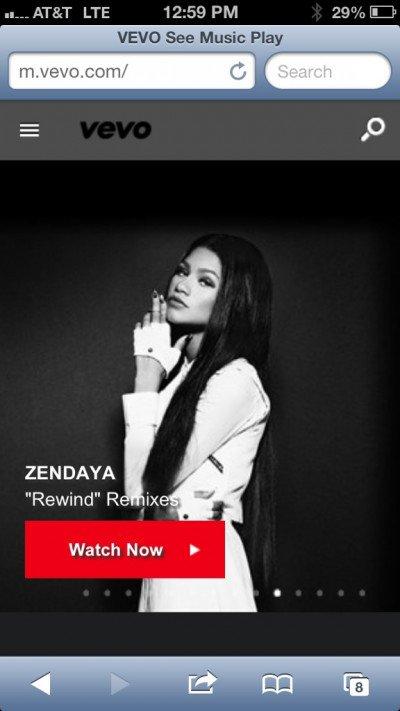 News, photos, et vidéos du 24/07/2013 de Zendaya