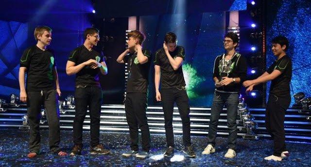 OG memastikan gelar Major ke 4 mereka di Kiev ~ Berita Esports