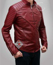 Superman Smallville Leather Jacket