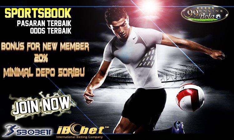 Bandar Judi Bola Online Terbesar Di Indonesia | 99 Bola