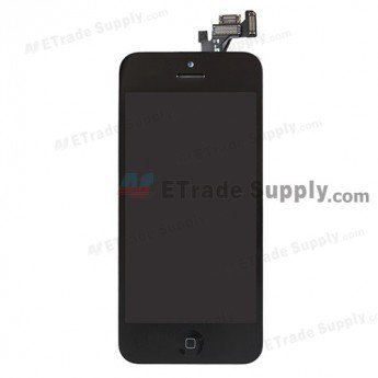 Apple iPhone 5 LCD Screen and Digitizer Assembly with Frame and Home Button
