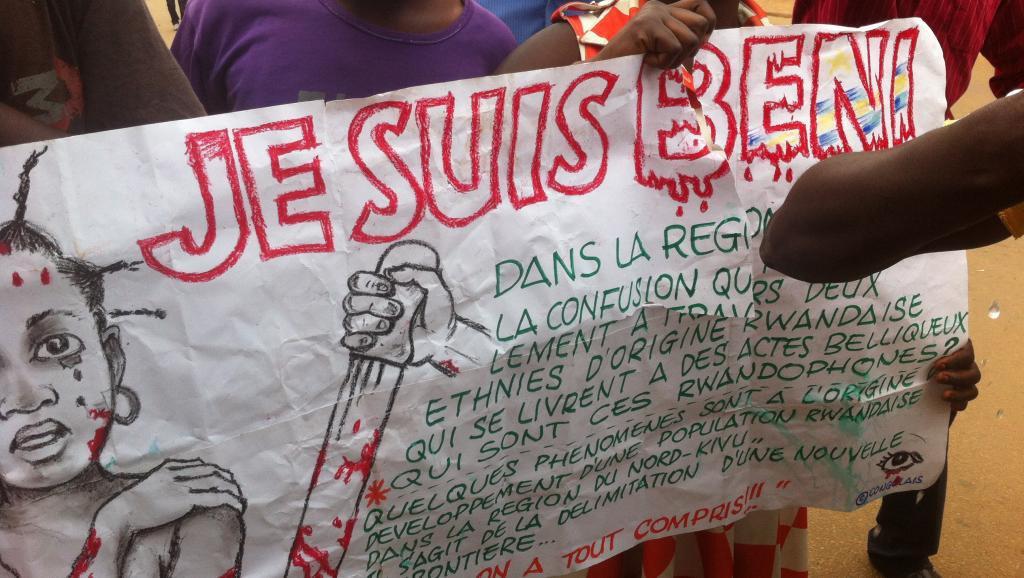 Massacres en RDC: la société civile de Beni en appelle à la CPI