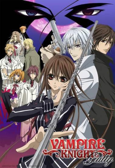 Vampire Knight Guilty - saison 2 -