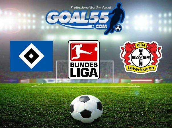 Prediksi Skor Hamburger SV VS Bayer Leverkusen 17 Februari 2018