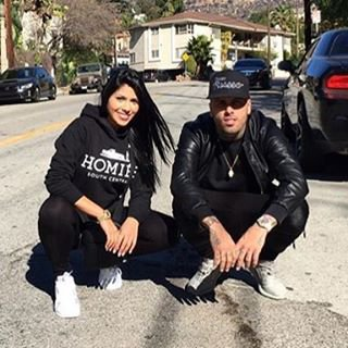Instagram photo by Angelica la novia De Nicky jam • May 20, 2016 at 1:29am UTC
