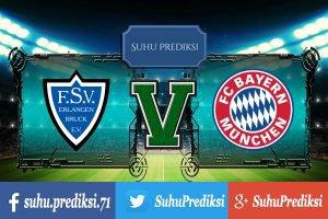 Prediksi Bola Erlangen-Bruck Vs Bayern Munchen 9 Juli 2017