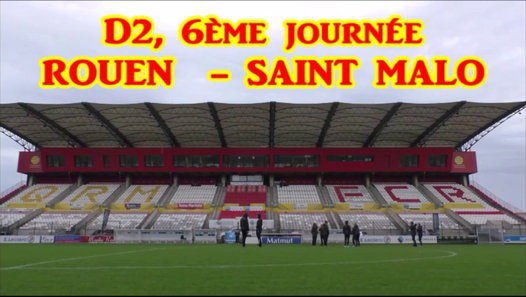 D2 (J6) ROUEN - SAINT MALO, Résumé et interviews (2016) - vidéo Dailymotion