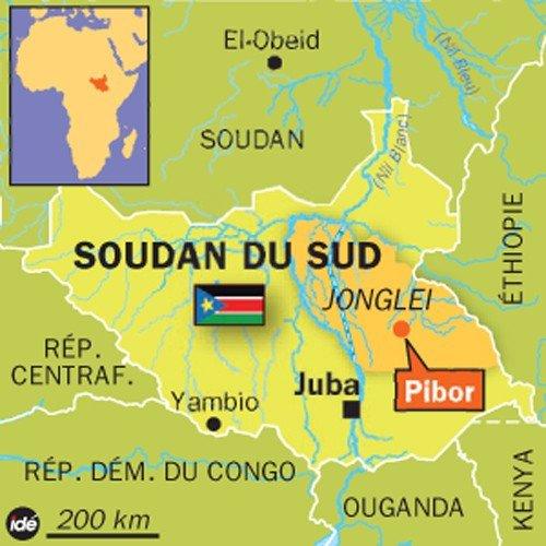 Les conflits ethniques divisent le Soudan du Sud