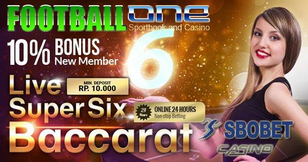 Game Online Baccarat Sbobet Terbaik Indonesia