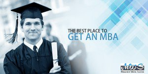 The Best Place to Get An MBA