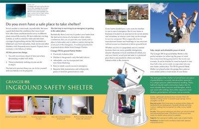Arkansas Tornado Shelters| Storm Shelters| Underground Storm Cellars