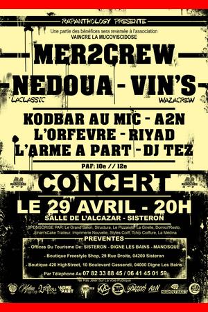 VIN'S WAZACREW // MER2CREW // NEDOUA LaClassic...SISTERON