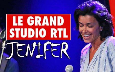 Samedi 22 juin : Le Grand Studio RTL de Jenifer (vidéo) dans Le Grand Studio RTL le 21-06-2013 sur RTL.