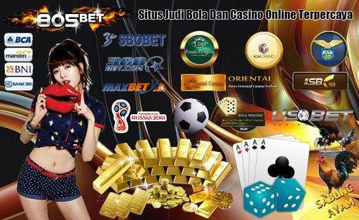 Makelar Judi Sbobet Online Deposit 50 Ribu Terpercaya