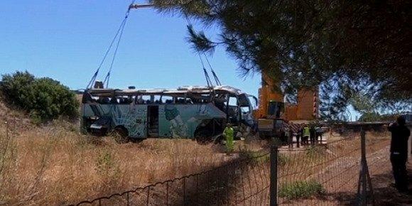 Le passager en cause dans l'accident de l'Aude pourrait être pénalement irresponsable