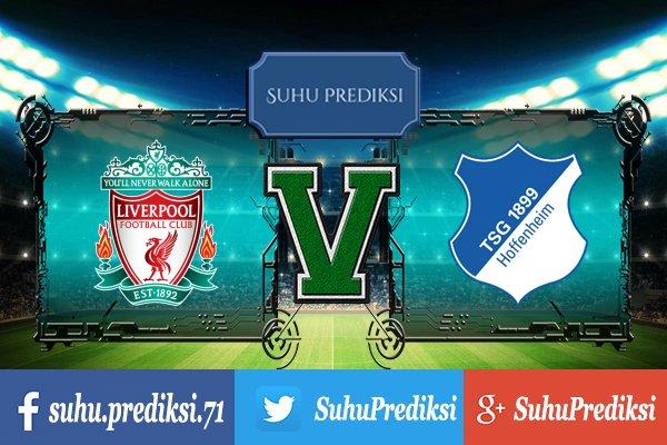 Prediksi Bola Liverpool Vs Hoffenheim 24 Agustus 2017