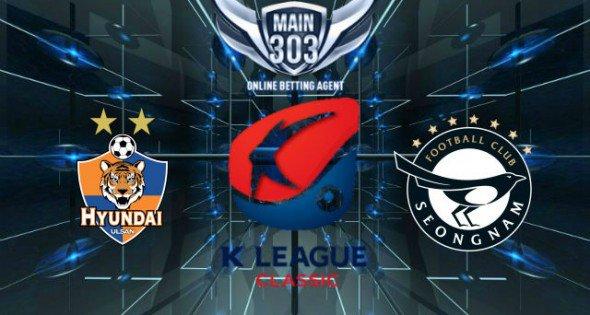 Prediksi Ulsan vs Seongnam 27 Juni 2015 K League Classic