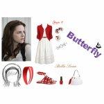 Butterfly : tenue Bella chapitre 2. - Polyvore