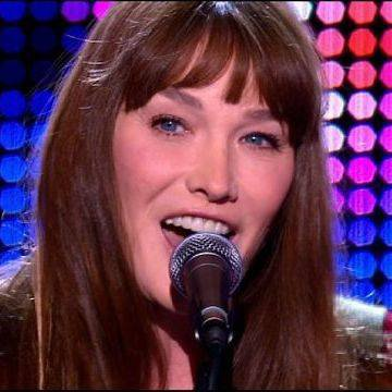 Carla Bruni - Chez Keith et Anita - Live du Grand Journal