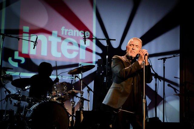 Bernard Lavilliers en concert au studio 105, vendredi 23 juin 2017, 23h