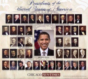 L'arbre généalogique des présidents US... | Le p'tit reporter de l'étrange