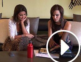 BONUS : Dans le sac de... Melissa Mars se cache un carnet de voyage assez particulier
