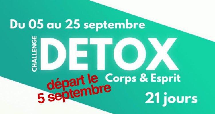 CHALLENGE DETOX - Corps & Esprit (Nouvelle génération) - Gay-Marseille