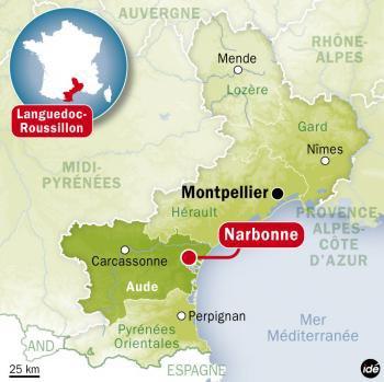 Narbonne. Le chauffeur de bus ivre abandonne son véhicule