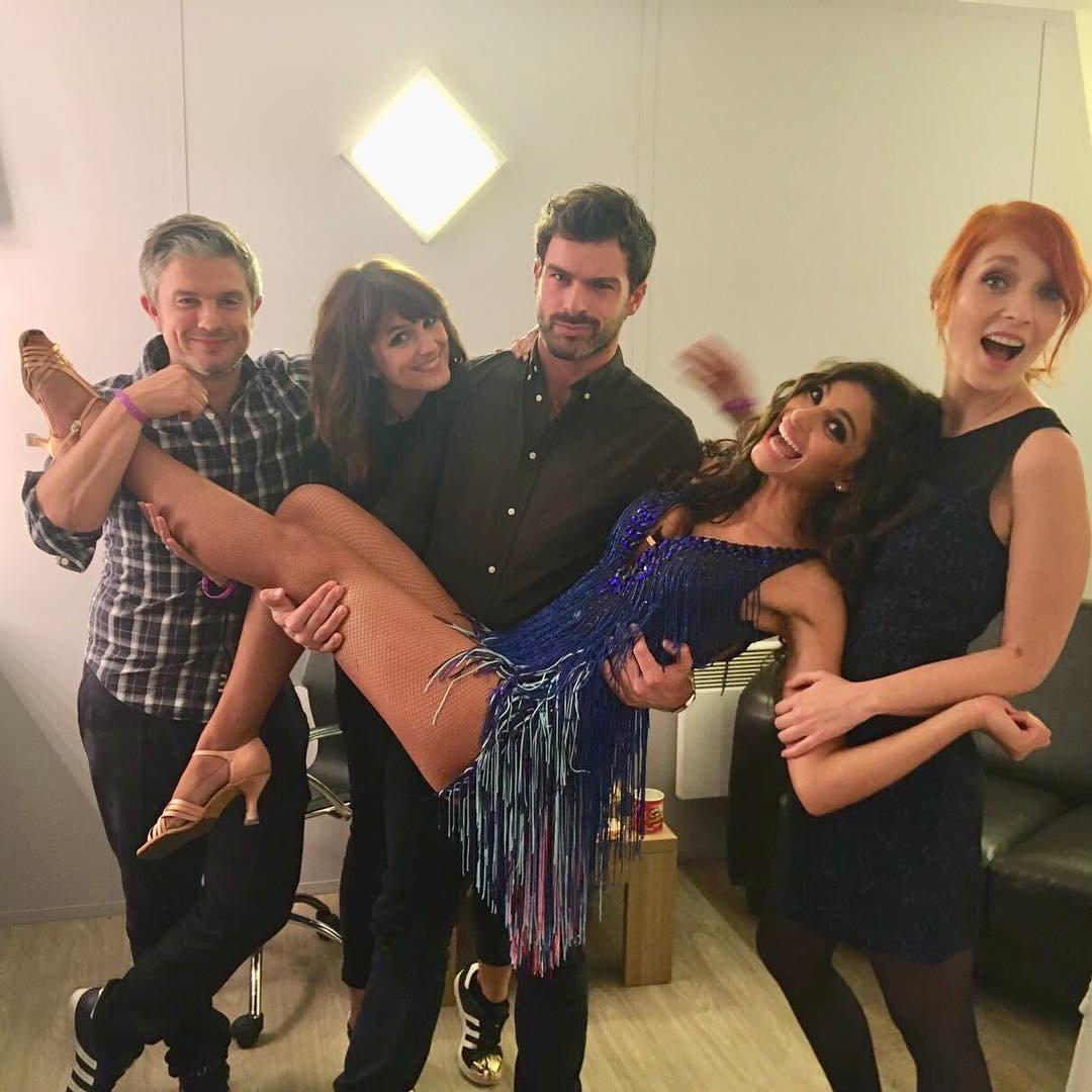DANSE AVEC LES STARS DU 11 NOVEMBRE  2017 SUR TF1- STUDIO217