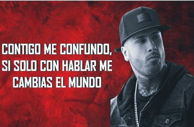 MIAMI NEWS 106: LETRAS NICKY JAM
