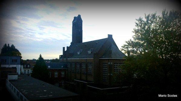 Église Saint-Vincent-de Paul à Scheut (Anderlecht)