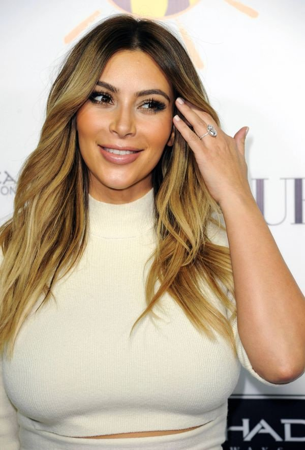 Kim Kardashian News: Kimye ask Gaga to be wedding singer GhanaLive.tv