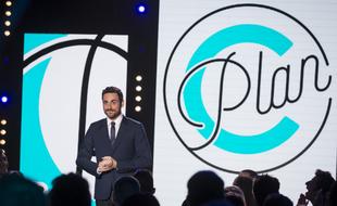 """«Ma nouvelle émission, """"Plan C"""", est à 100% moi», se réjouit Camille Combal"""