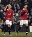 Fulham-MU - Cristiano Ronaldo