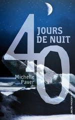 40 jours de nuit - Hachette Romans