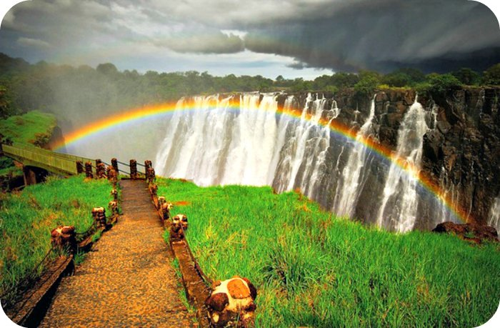 Without Rain there would be No Rainbow. - Daily Poetry and Stories Portal | Easy Branches