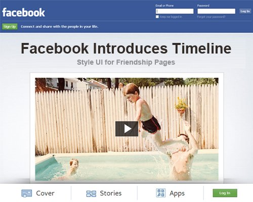 Facebook Introduces Timeline Style UI for Friendship Pages