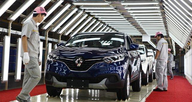 Ford veut prendre le virage de l'électrique en Chine