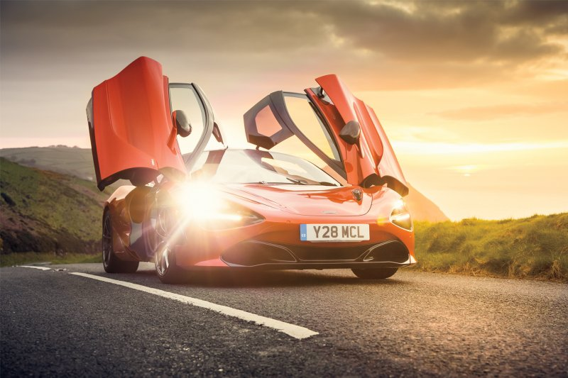McLaren' sales growth and plans for the future
