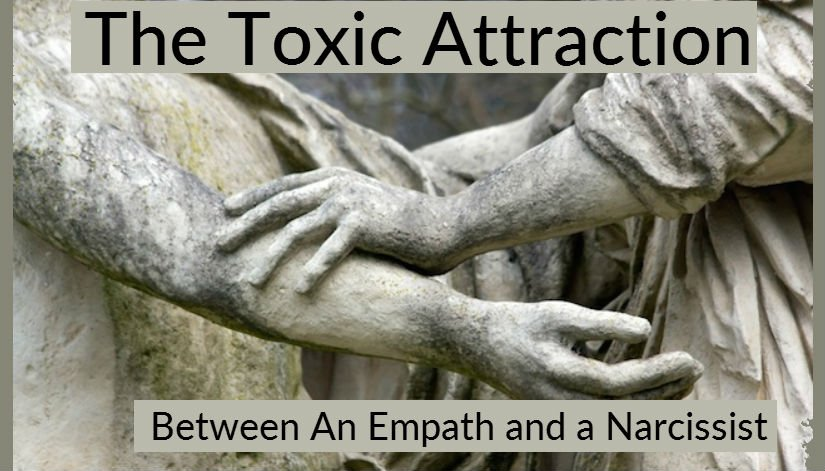 The Toxic Attraction Between An Empath And A Narcissist - The Minds Journal
