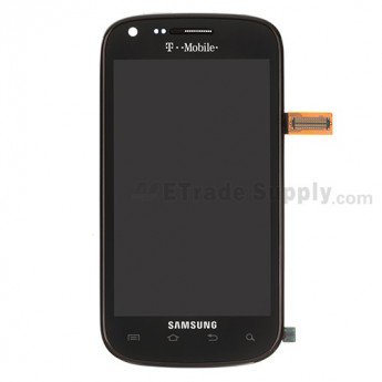 Samsung Galaxy S Blaze 4G SGH-T769 LCD Screen and Digitizer with Frame