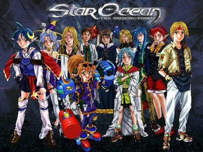 Star Ocean Ex vostfr :: Anime-Ultime