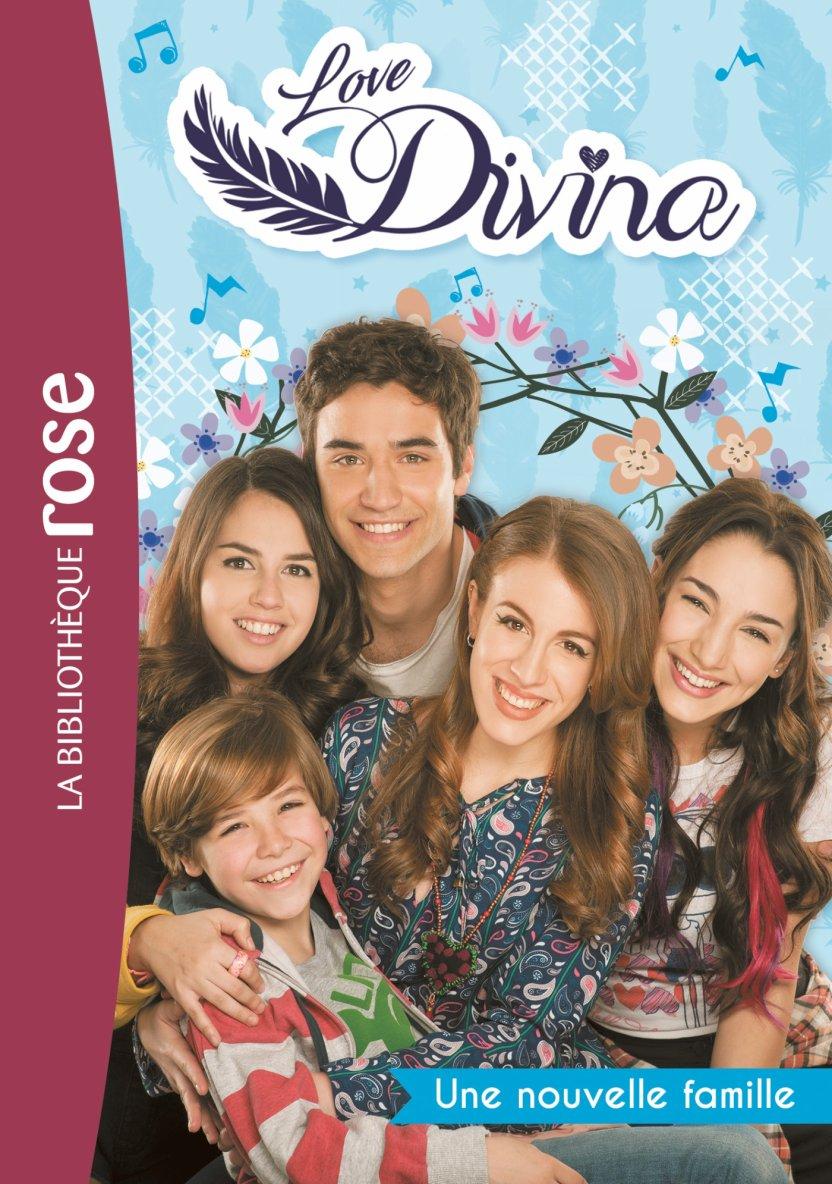 LOVE DIVINA | Description des personnages de la série ( cliquez sur la photo )