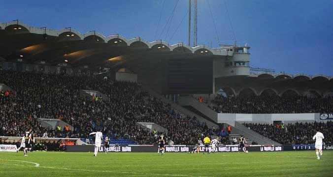 Bordeaux 1 - Rennes 0