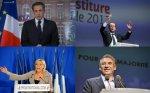 C'est l'heure des voeux avant la présidentielle - RTL.fr