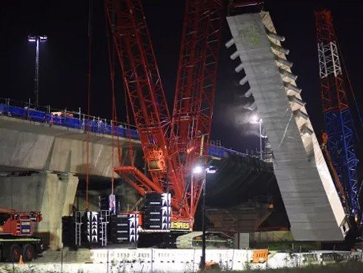 Panalpina delivers outsized cargo for Sydney Metro project   Supply Chain